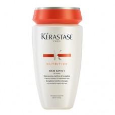 Шампунь-ванна для нормальных и слегка сухих волос Kerastase Nutritive Bain-Satin №1