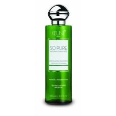 Шампунь Забота о Цвете Keune So Pure Color Care shampoo