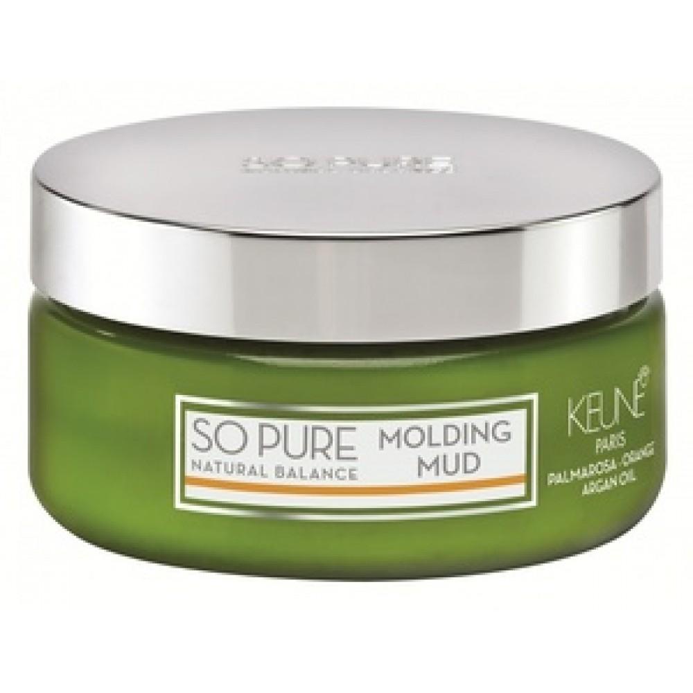 SPA-глина Формирующая Keune So Pure Molding Mud