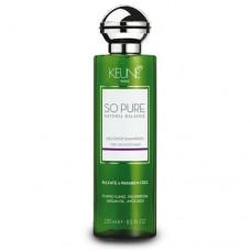 Восстанавливающий шампунь для поврежденных волос Keune So Pure Recover Shampoo