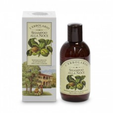 Шампунь для жирных волос с Грецким орехом L'Erbolario Shampoo alla Noce