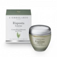 Дневной интенсивный крем для лица нормализующий баланс кожи L'Erbolario Risposta Giorno