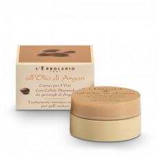 Антивозрастной крем для лица с маслом Аргании L'Erbolario Crema per il Viso all'Olio di Argan