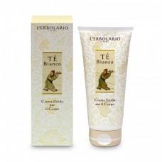 Жидкий крем для тела Белый чай L'Erbolario Tè Bianco Crema Fluida Per Il Corpo