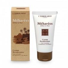 Крем-дезодорант Караван L'Erbolario Méharées Crema Deodorante