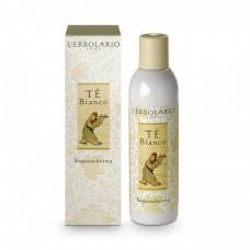Пена для ванны-гель для душа Белый Чай L'Erbolario Bagnoschiuma Tè Bianco