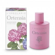 Пена для ванны-гель для душа Гортензия L'Erbolario Bagnoschiuma Con estratto di Ortensia
