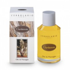 Массажное масло Древесная кора L'Erbolario Corteccia Olio da Massagio