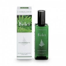 Дезодорант Папоротник L'Erbolario Felci Deodorante