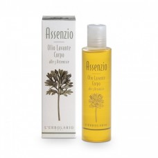 Моющее масло для тела Полынь L'Erbolario Olio Lavante Corpo Assenzio