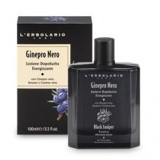 Лосьон после бритья Черный Можжевельник L'Erbolario Ginepro Nero Lozione Dopobarba Energizzante
