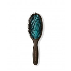 Деревянная массажная щетка Moroccanoil Boar Bristle Classic Brush