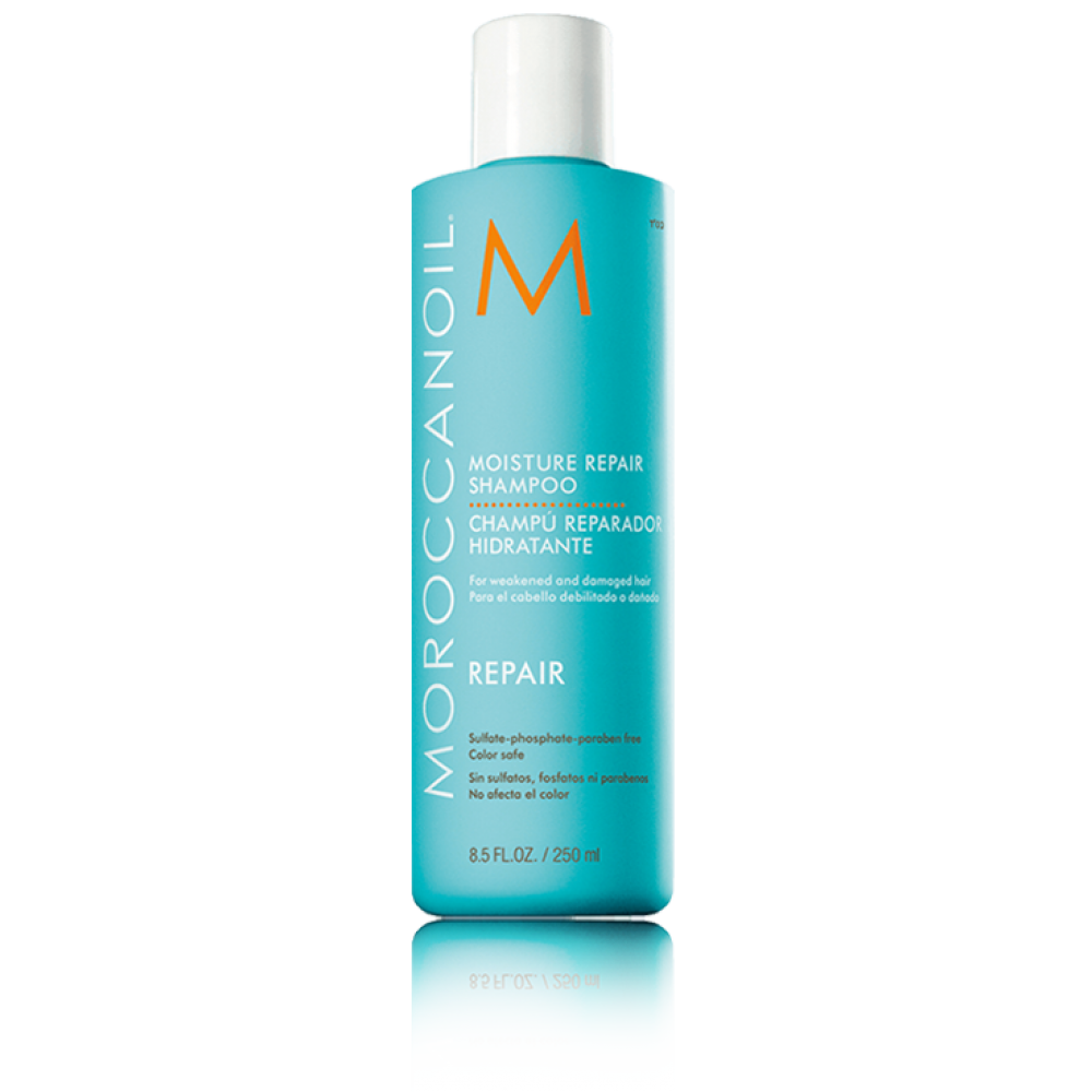 Восстанавливающий шампунь Moroccanoil Moisture Repair Shampoo