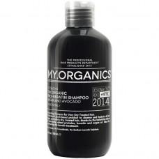 Шампунь Pro-Keratine My.Organics My Pro-Keratine Shampoo