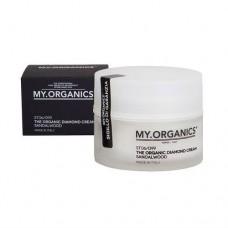 Бриллиантовый крем My.Organics My Diamond Cream