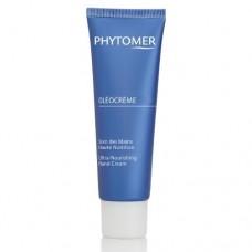 Увлажняющий защитный крем для рук Phytomer OLEOCREME Ultra-Nourishing Hand Cream