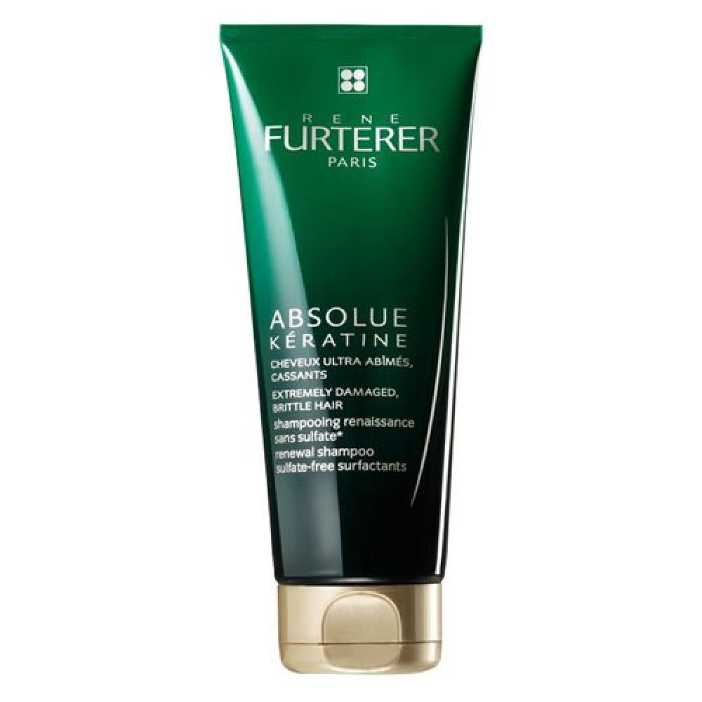 Безсульфатный шампунь для очень поврежденных волос Rene Furterer Absolue Keratine Shampoo