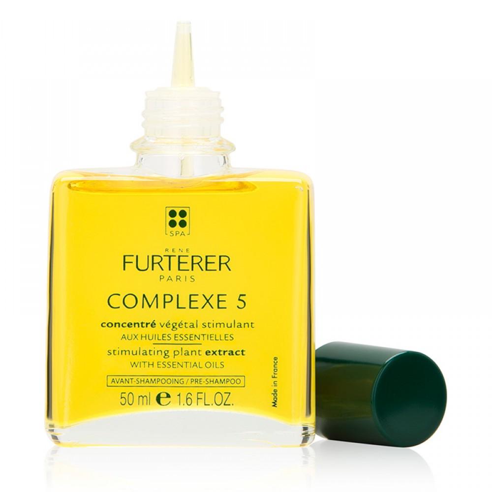 Комплекс 5 Rene Furterer Complexe 5 Regenerating Extract