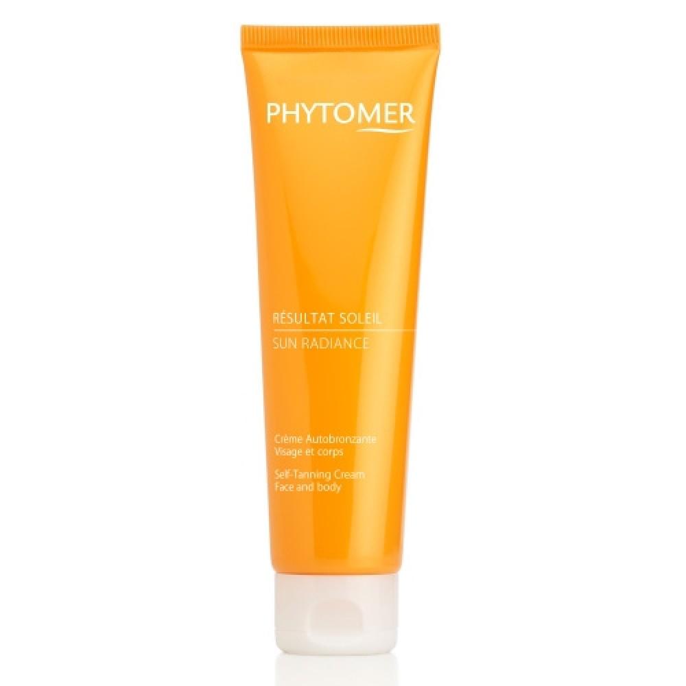 Крем - автозагар Sun Radiance Self-Tanning Cream Phytomer
