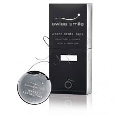 Вощеная зубная лента Swiss Smile Waxed Dental Tape
