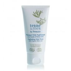 Живительная маска с экстрактом листьев оливы Thalgo Vital Mask With Organic Olive Leaf
