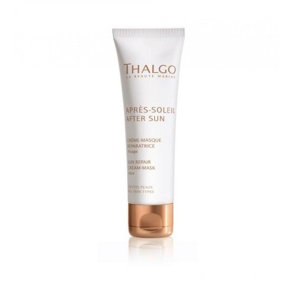 Восстанавливающая крем-маска Thalgo Sun Repair Cream-Mask