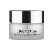 Анти-возрастной крем для защиты чувствительной кожи контура глаз Soft Eye Contour Transvital