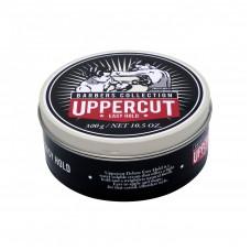 Паста для укладки легкой фиксации Uppercut Deluxe Easy Hold Barber Tin