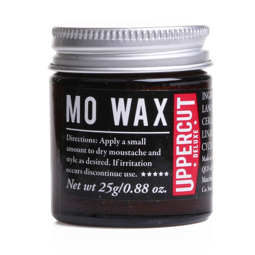 Воск для бороды сильной фиксации Uppercut Deluxe Mo Wax