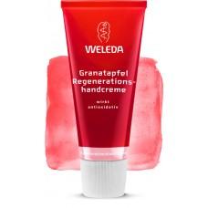 Гранатовый восстанавливающий крем для рук Weleda Granatapfel Regenerations handcreme