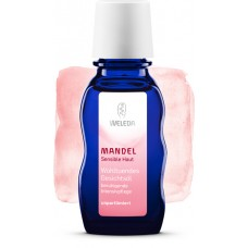 Миндальное деликатное масло для лица Weleda Mandel Wohltuendes Gesichtsöl