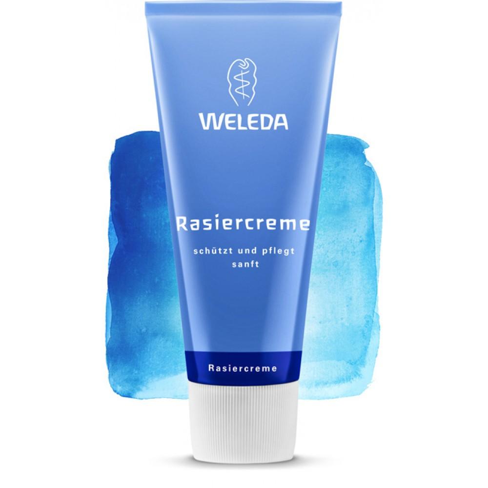 Крем для бритья Weleda Rasiercreme