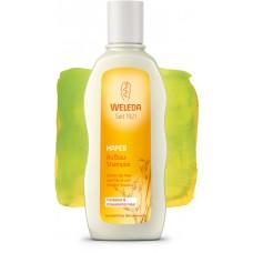 Растительный шампунь с овсом для сухих волос Weleda Hafer Aufbau-Shampoo