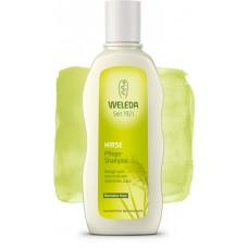 Растительный шампунь с просом для нормальных волос Weleda Hirse Pflege-Shampoo