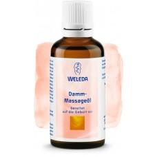 Масло для профилактики разрывов во время родов Weleda Damm-Massageöl