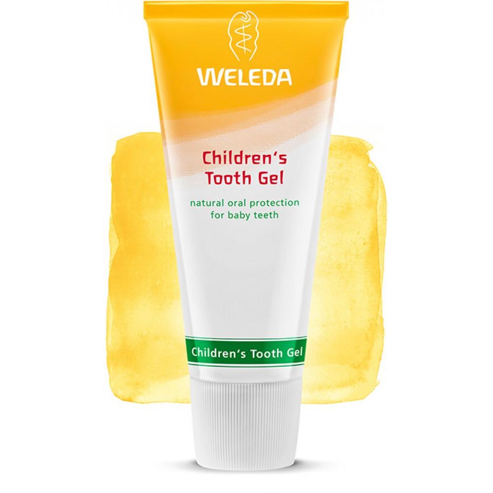 Зубной гель для детей Weleda Kinder-Zahngel