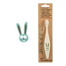 Зубная щетка Jack n' Jill Bio Toothbrush