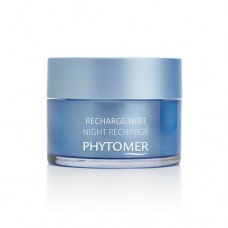 Восстанавливающий ночной крем для лица Night Recharge Youth Enhancing Cream Phytomer
