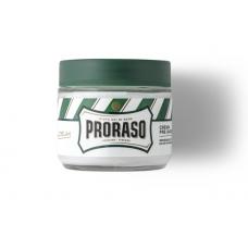 Крем до бритья с эвкалиптом и ментолом Proraso 100 мл
