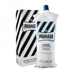Мыло для бритья с эвкалиптом и ментолом Proraso 500 мл