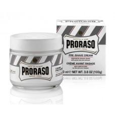 Крем до бритья для чувствительной кожи Proraso 100 мл