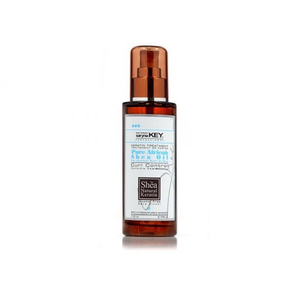 Восстанавливающее масло Ши для кудрявых волос Saryna Key Curl Control Pure African Shea Oil