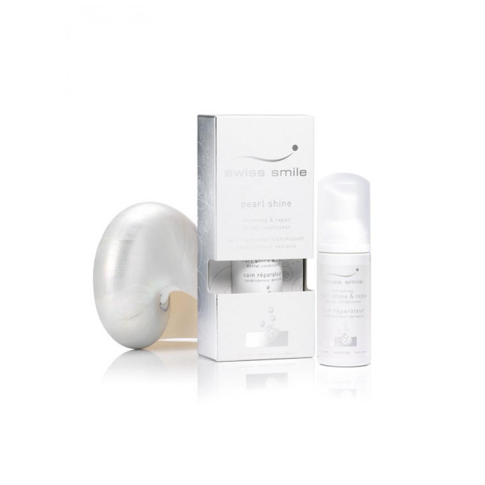 Кондиционер для отбеливания зубов Перламутровое сияние Swiss Smile Pearl Shine Dental Conditioner