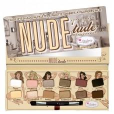 Палетка теней theBalm Nude Tude