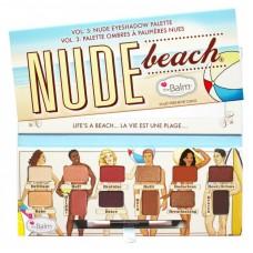 Палетка теней theBalm Nude Beach