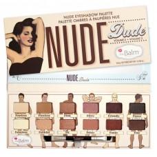 Палетка теней theBalm Nude Dude vol 2
