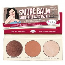 Палетка теней theBalm Smoke Balm vol 4