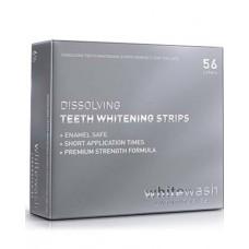 Профессиональные растворимые отбеливающие полоски WhiteWash Laboratories Dissolving Teeth Whitening Strips